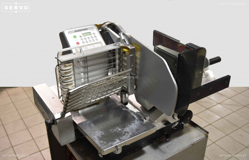 Krajalnica automatyczna BIZERBA z odkładem Bizerba VS12D