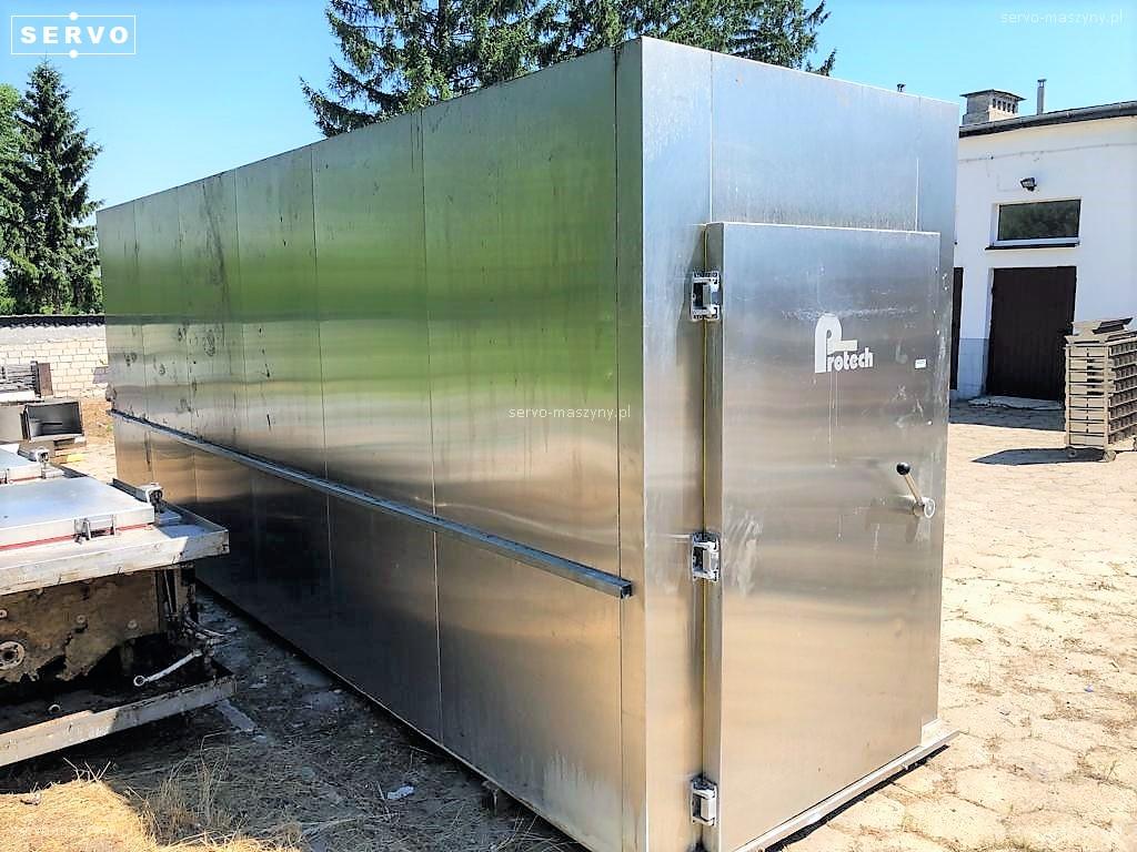 Komora wędzarniczo-klimatyzacyjna 6 wózkowa Protech