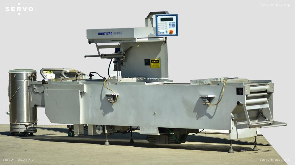 Termoformer / Pakowaczka Multivac M860