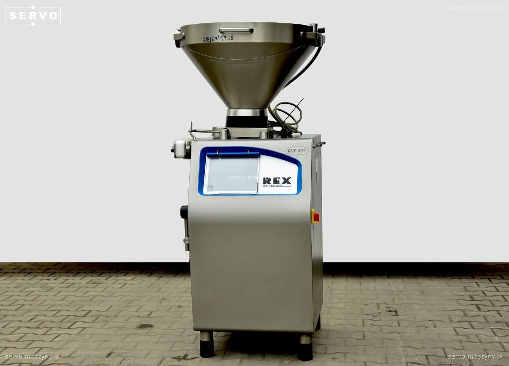 Vacuum filler Rex RVF 327
