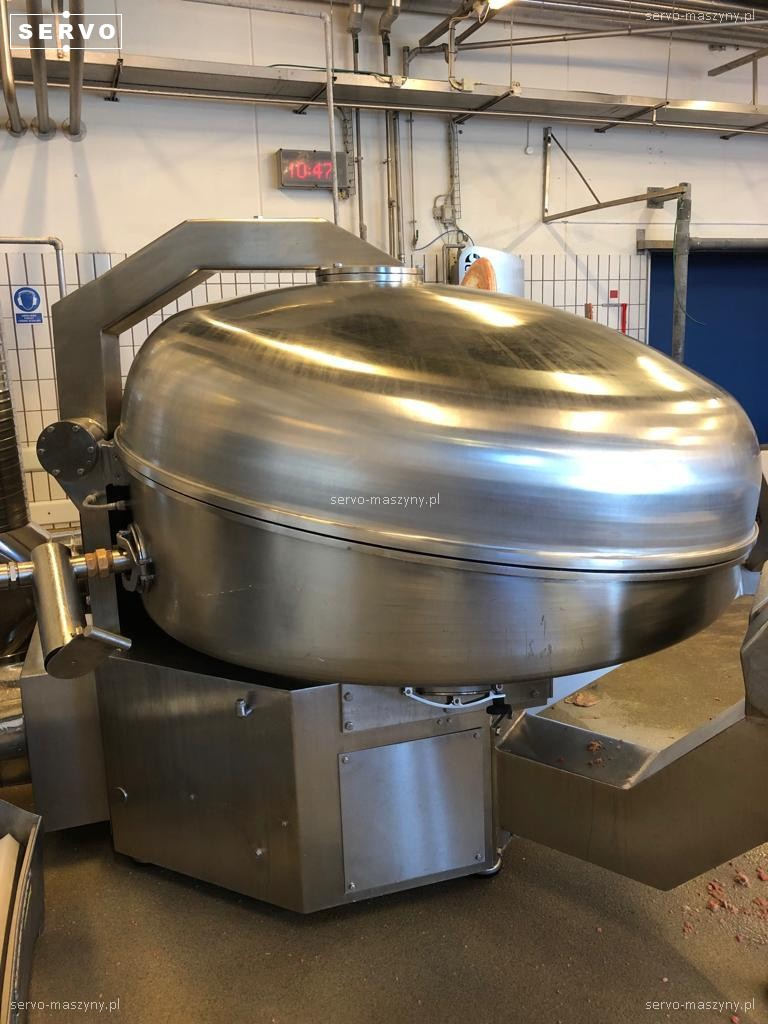Kuter próżniowy z opcją gotowania Laska KU-500V