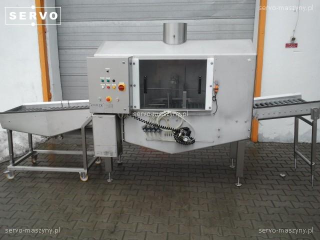 Tunel sanityzacji i dezynfekcji wędlin Colussi Ermes SA 01/04