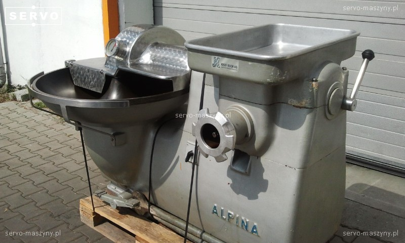 Kutro-wilk Alpina 60