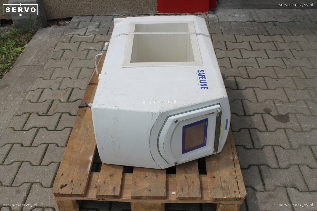 Detektor metalu Safeline