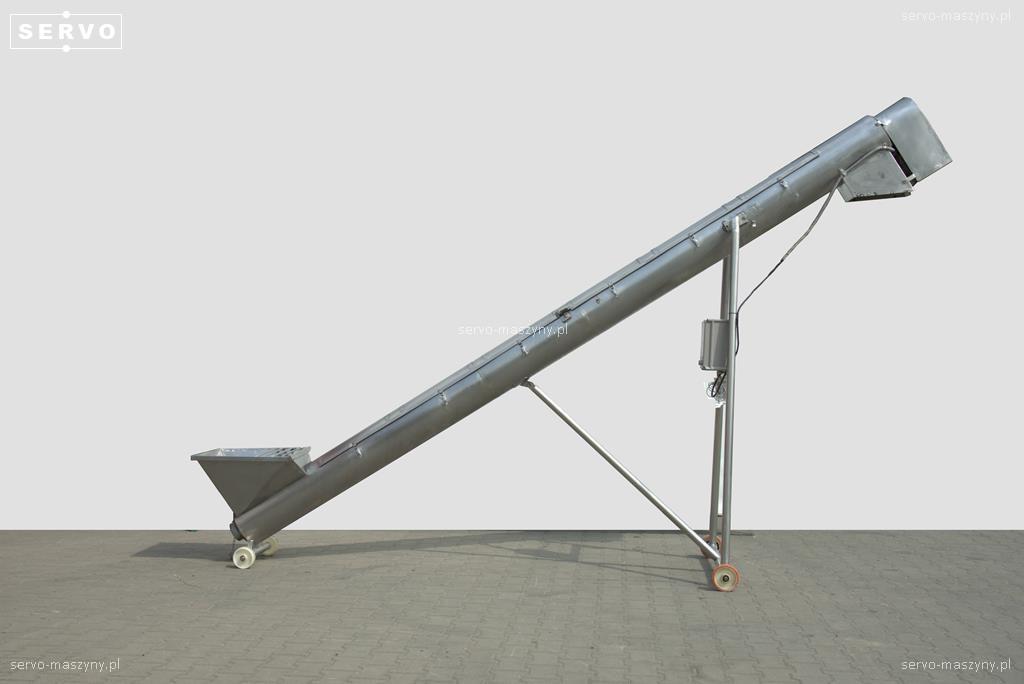 Podnośnik Ślimakowy Servotech Ø 300 mm Servotech