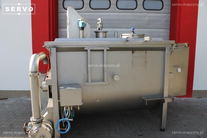 Mieszałka do produktów półpłynnych Gretier MEI 2500