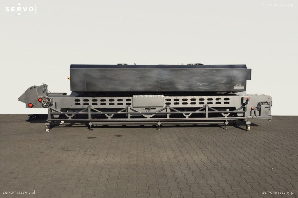 Grill przelotowy - Linia do grillowania AFO AFOGRILL 4BB-600 FLEXFLIP