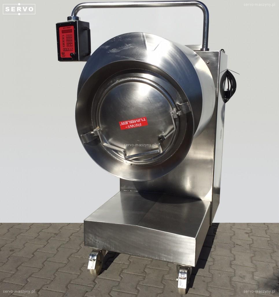 Vacuum tumbler Rewi Pok 250 B