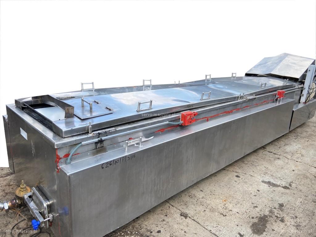 Smażalnik przelotowy Famaco F 600/4000 mm