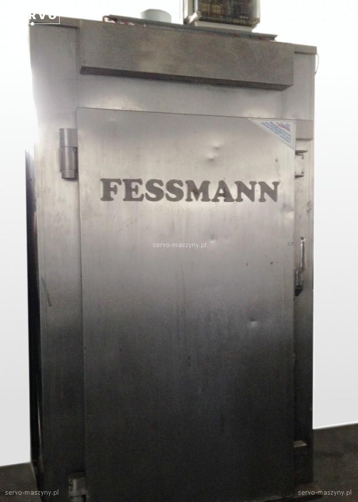 Komora wędzarniczo-parzelnicza Fessmann