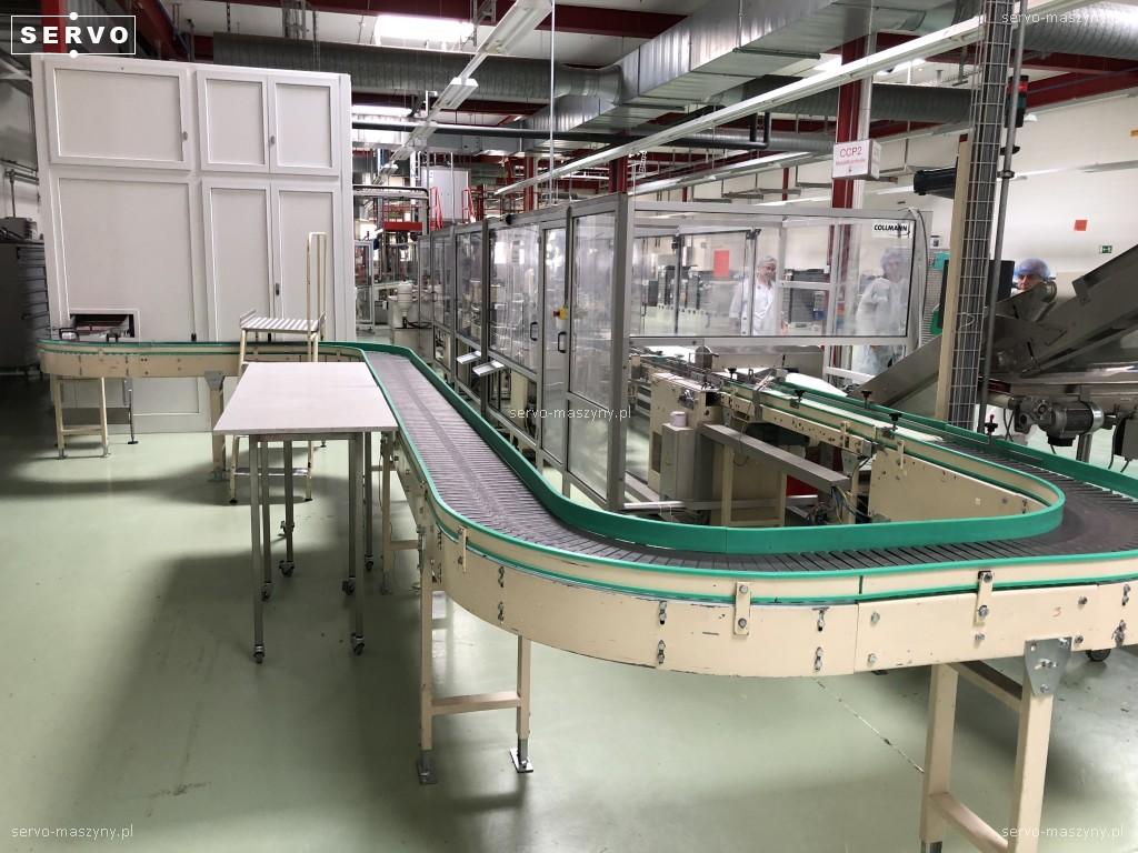 Производственная линия пралине: тип HYDO 1836 Collmann HYDO 1836