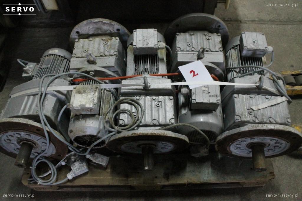 Motoreduktor 1425/14 min Stork 2