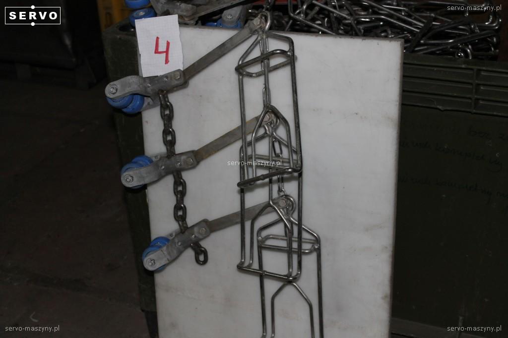 Łańcuch 8 wózków/m Stork 4
