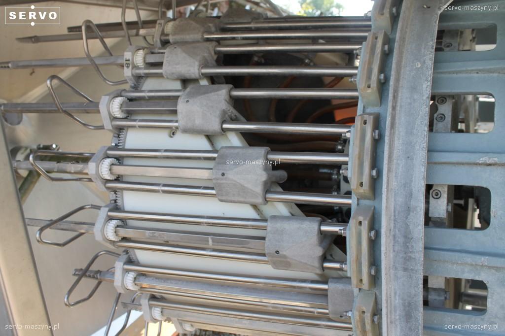 Maszyna do wewnętrznego mycia tuszki do linii kurczaków Stork NIC 202M