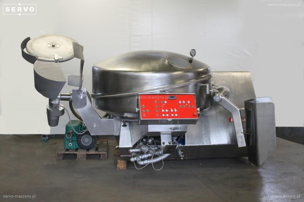 Kuter próżniowy z opcją gotowania Laska KR-330-2MV