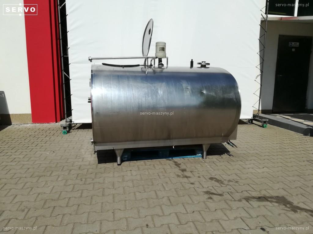 Pojemnik 1900 l z chłodzeniem Moeller Q 450