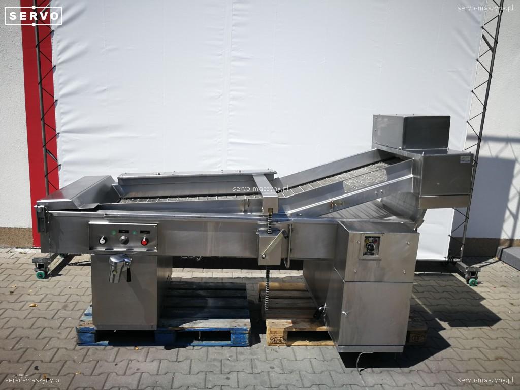 Smażalnik przelotowy Kuppersbusch KGT 0010