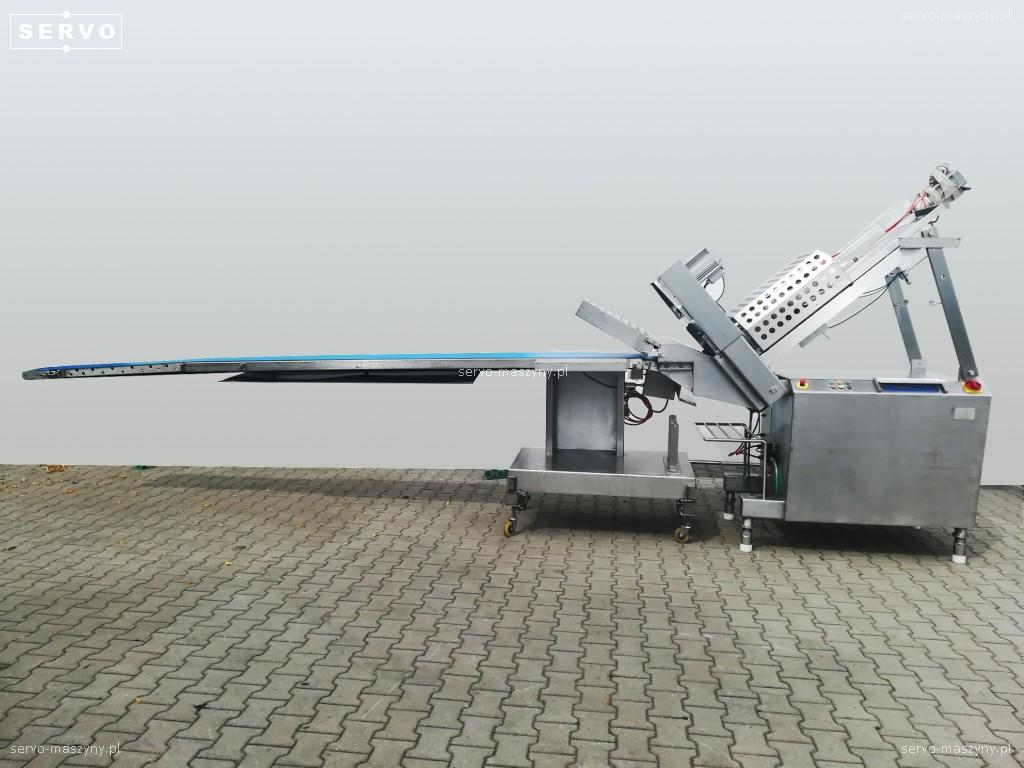Automatyczna krajalnica wędlin z taśmą Weber CCS 7000
