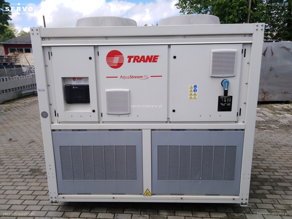 Agregat chłodniczy chiller Trane Aqua Stream 3G