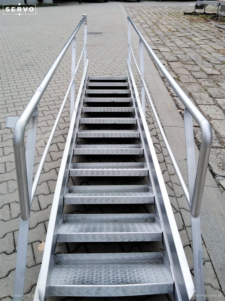 Лестница Servotech