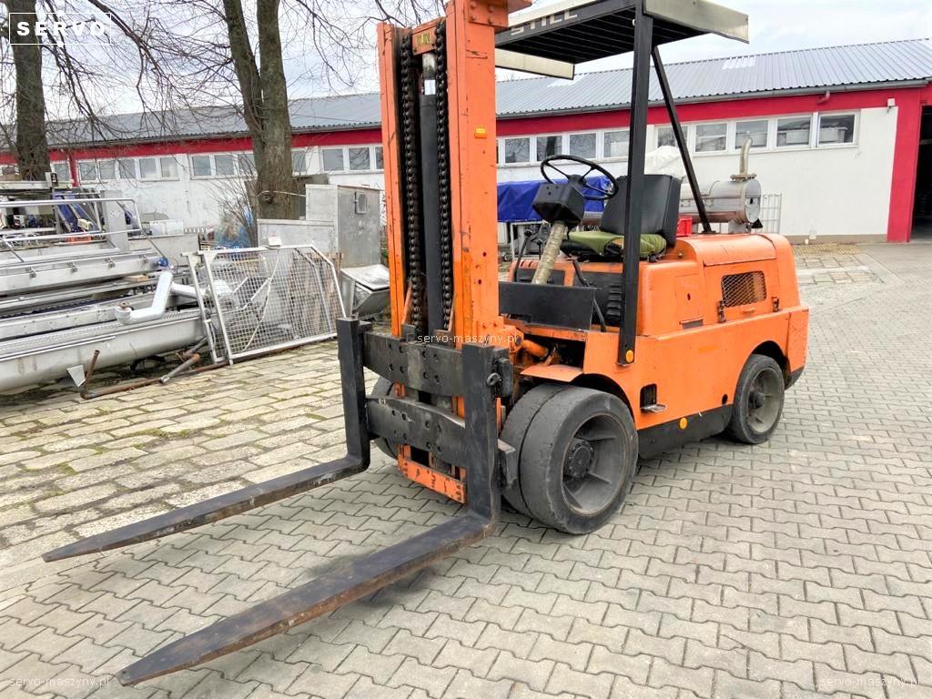 Wózek widłowy  Still Esslingen 5T