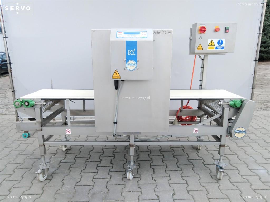 Detektor metalu Loma IQ2