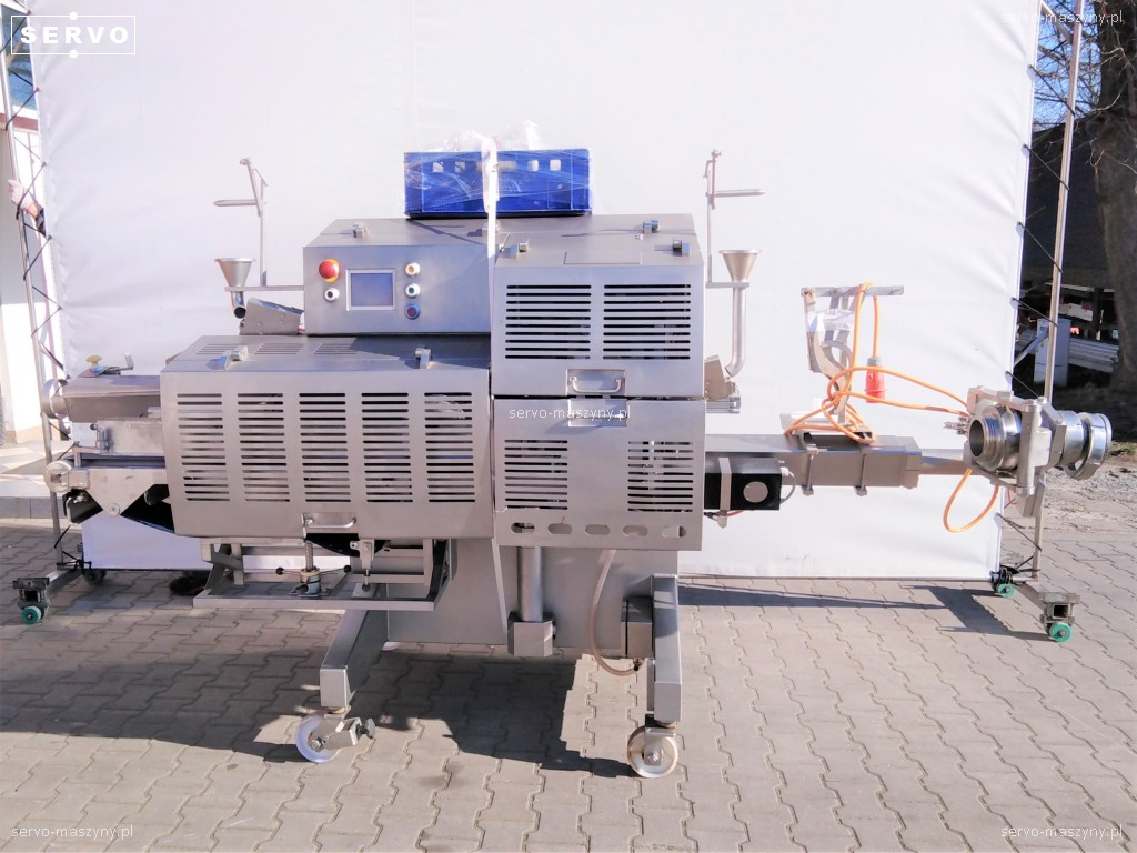 Klipsownica automatyczna Tipper Tie DCSV 5000