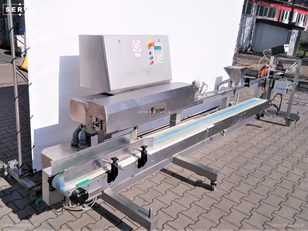 System pakujący Schur 115VR