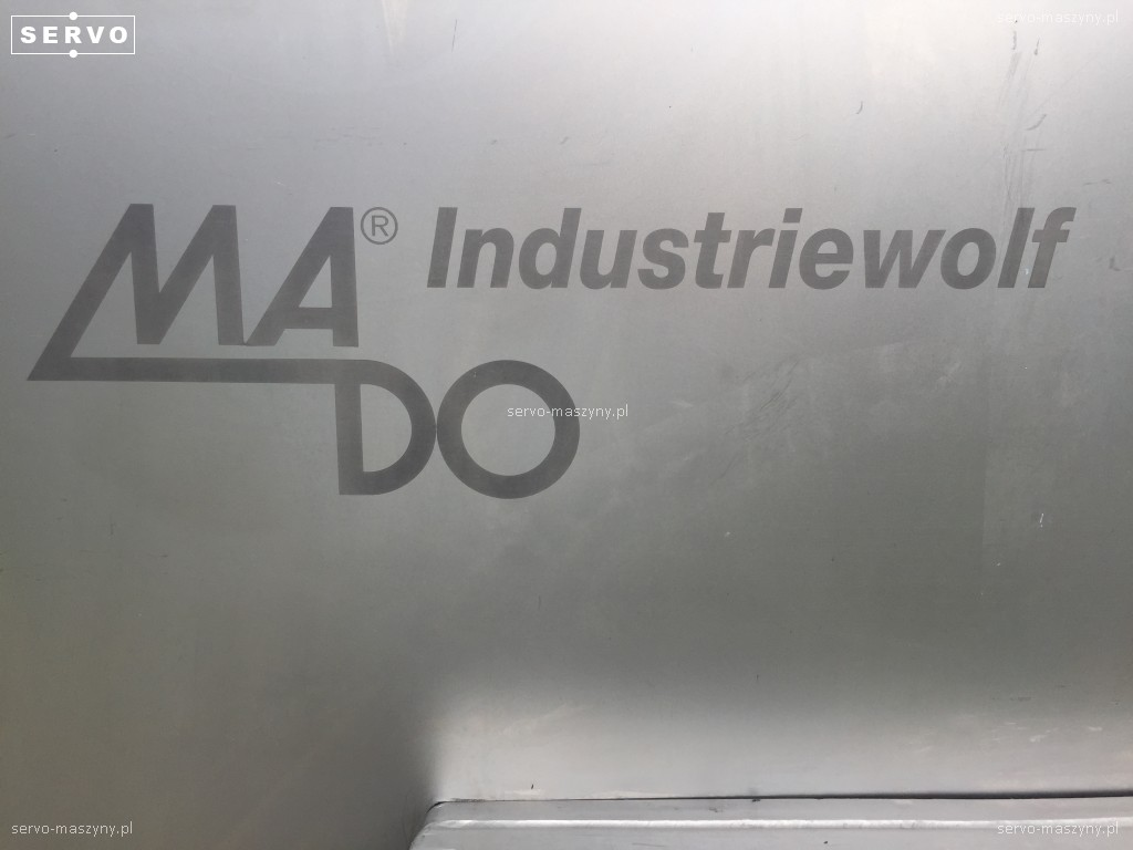 Wilk kątowy z załadunkiem Mado MEW 728-200