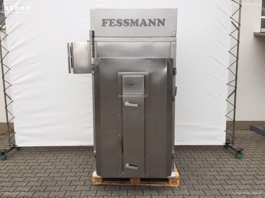 Komora wędzarniczo parzelnicza Fessmann