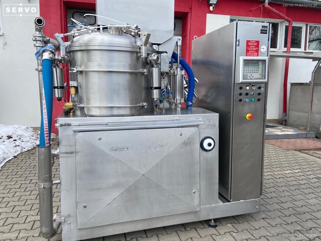 Homogenizator automat z opcją podgrzewania parą Karl Schnell B22-300