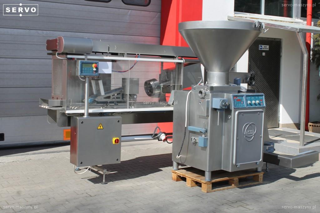 Linia do produkcji i porcjowania mielonego mięsa Risco 912