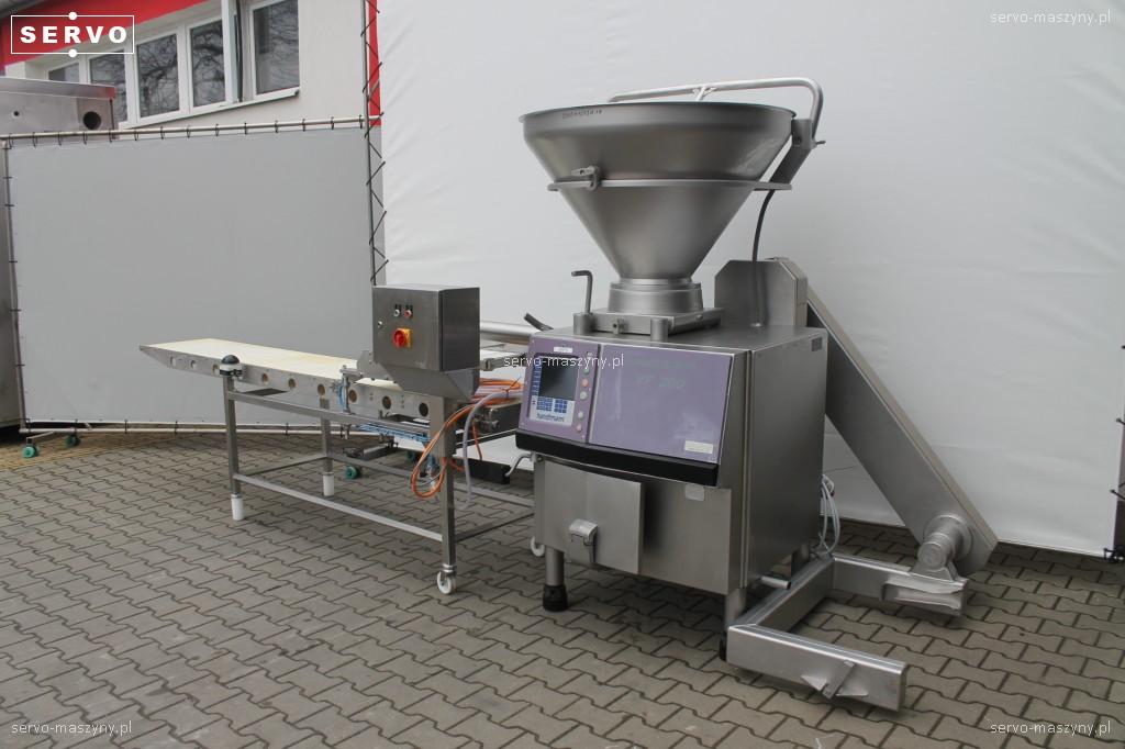 Linia do produkcji kebabu Handtmann