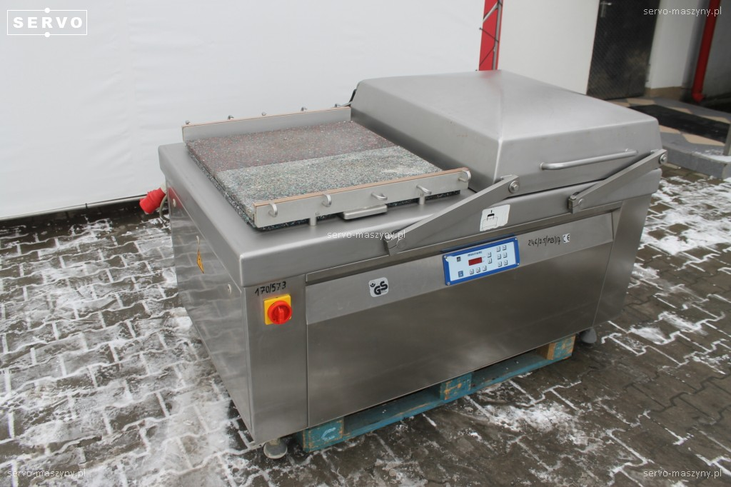 Pakowaczka próżniowa Multivac C 500