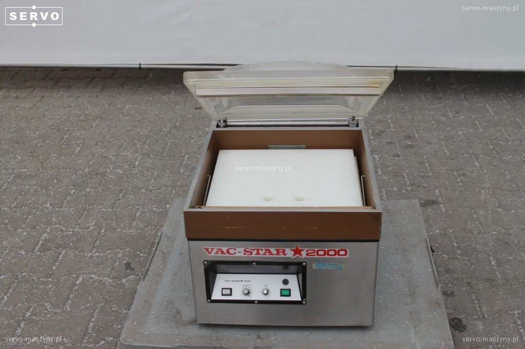 Vacuum packer Vac-star 400