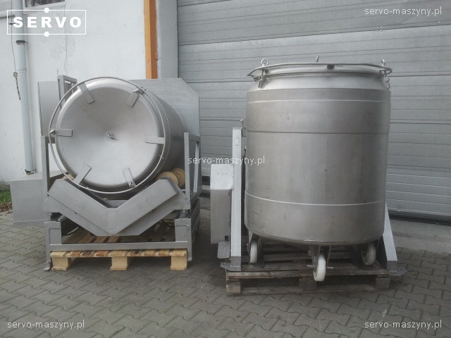 Masownica / zestaw do mieszania Scanio 1000
