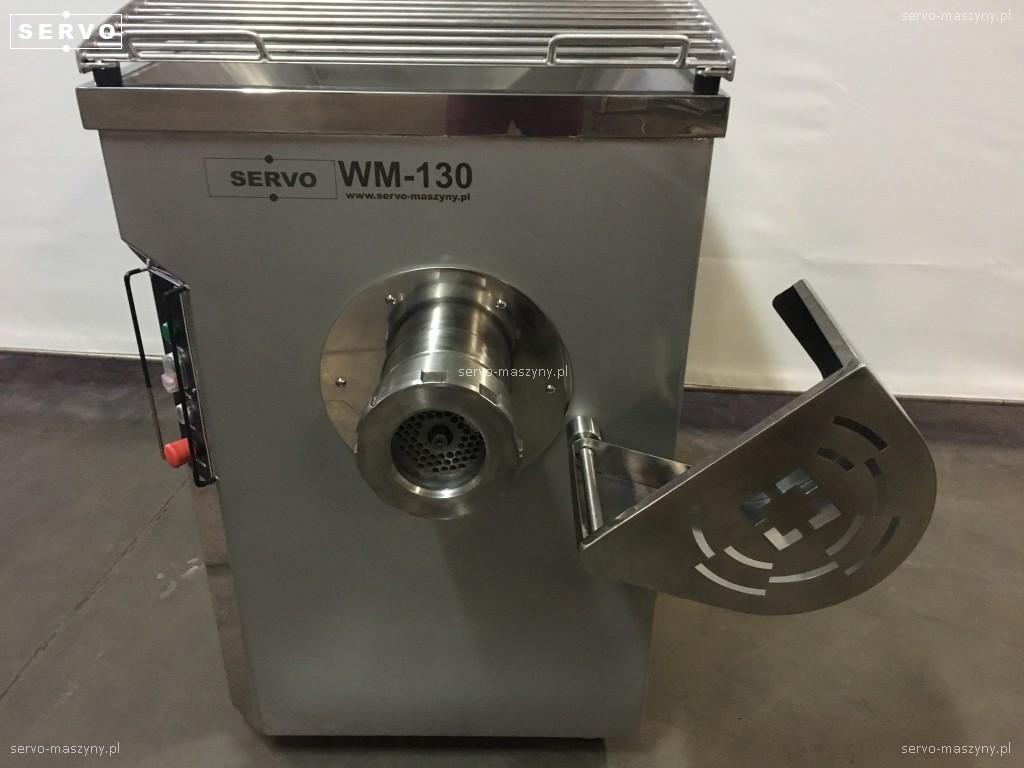 Wilk masarski Servotech WM-130