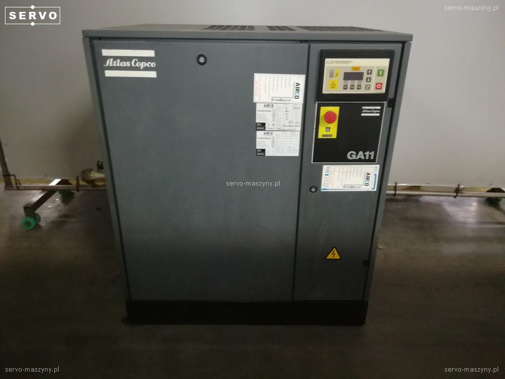 Sprężarka / kompresor Atlas Copco GA 15P
