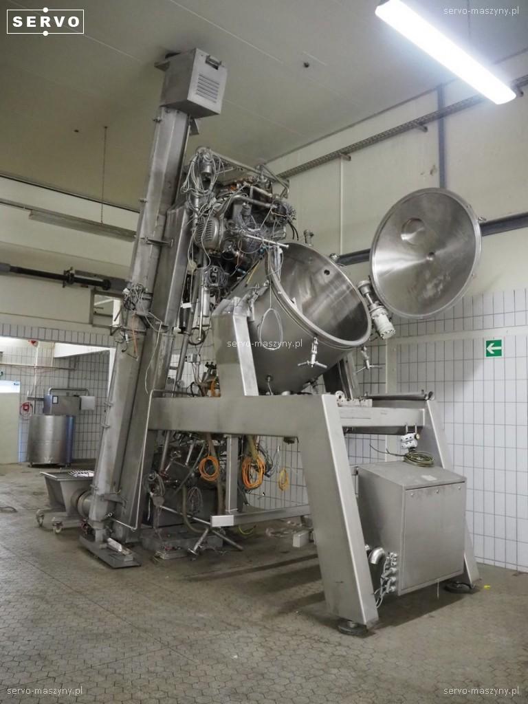 Linia gotowania Stephan VM 1000/1500