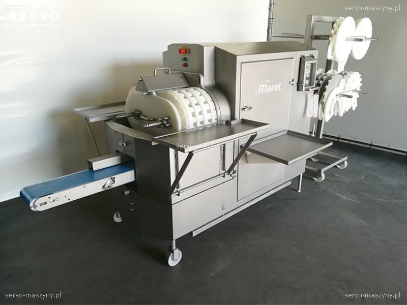 Maszyna do produkcji szaszłyków Marel Spiedo 1200