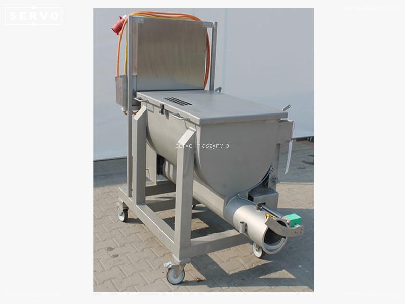 Maszyna do dozowania produktów sypkich Hablutzel