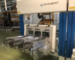 Packaging line for chocolates SCHUBERT  #1