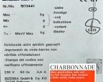 Wago-etykieciarka Bizerba GS #6