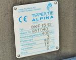 Klipsownica Alpina Alpina DKF 1512 #2
