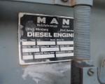 Agregat prądotwórczy Man DKBN49-150-4TS #5
