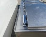 Zestaw 2 kotłów parowych plus pojemnik do schładzania Doleschal 2x600l #7