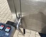 Zestaw 2 kotłów parowych plus pojemnik do schładzania Doleschal 2x600l #1