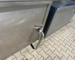Zestaw 2 kotłów parowych plus pojemnik do schładzania Doleschal 2x600l #8