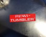 Vacuum tumbler Rewi Pok 250 B #14