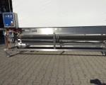 Transporter z taśmą nierdzewną CFS 3900 x 600 mm #3